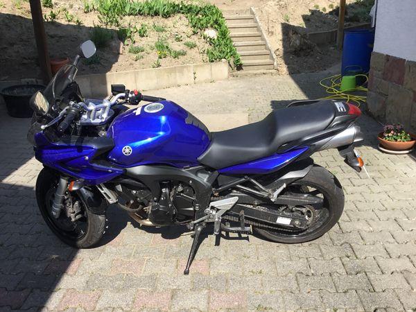 Yamaha FZ 6