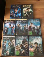 Harry Potter komplette Sammlung DVD