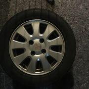 Alufelgen Mitsubishi 15 Zoll