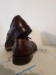 Schuhe Lederschuhe Gr 40