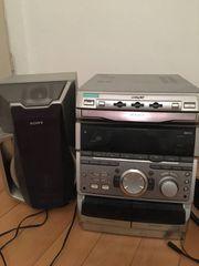 Sony RXD7 Hifi Soundanlage