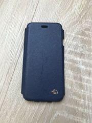Blaue I-Phone 7 Hülle