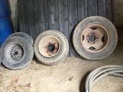 1 Reifen mit gutem Profil