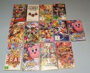 Nintendo Switch Spiele Zum Aussuchen