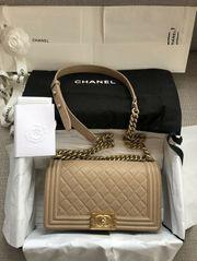 Chanel Boy Bag Tasche