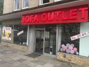 Sofa Outletstore Couch Wohnlandschaft Ecksofa