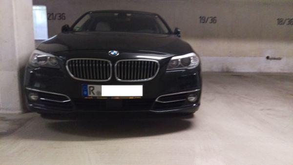 Stoßstange Facelift vorne - 5er BMW -