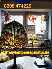 Tiffany Lampen Reparatur Klinik ART