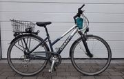Damen-Trekkingrad GIANT mit Fahrradkorb