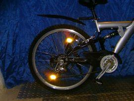 Mountain-Bikes, BMX-Räder, Rennräder - 26er Alu-MTB Blizzard Runner