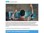 Senior Java-Softwareentwickler Planungssysteme m w