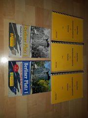 Deutschbücher für A1 A2 Prüfung