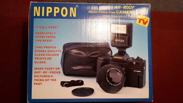 Originalverpackte Kamera Foto Nippon AR-4392F