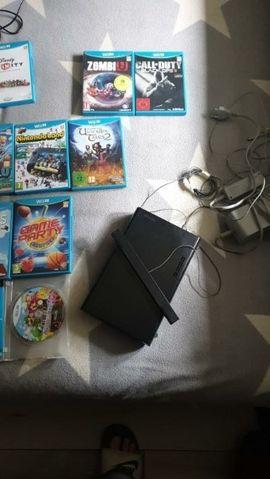 Nintendo, Gerät & Spiele - Wii u Konsole