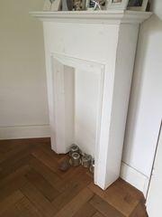 Kamin Attrappe dekorative Ablage
