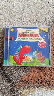 CD Drache Kokosnuss Schulfest