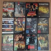 DVDs 12 x Action Filme