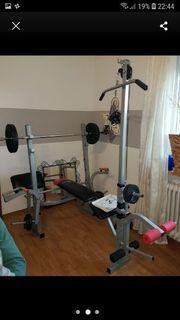 Heimsport Trainingsgerät von Christopeit