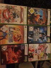 X Box 360 Spiele