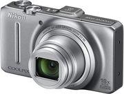 Nikon Coolpix S9300 silber
