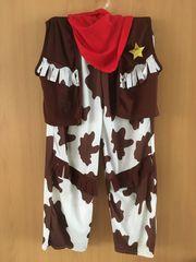 Cowboy Kostüm mit Revolverhalfter