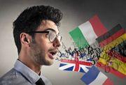 Wir sprechen 5 Sprachen Telefonservice