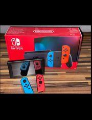 Nintendo Switch Neue Edition 2020