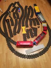 Playmobil RC Eisenbahn funktionstüchtig mit