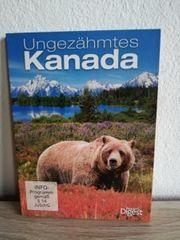 3 DVD Ungezähmtes KANADA Readers