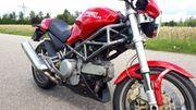 Ducati Monster Naked Bike Top