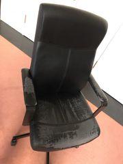 IKEA Schreibtisch Büro - Dreh Stuhl