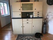 Restauriertes Küchenbüffet