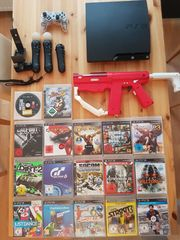 Playstation 3 PS 3 PS-Move