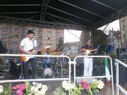 Italienische Band Scavo LIVE MUSIK