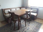 Eckbank inkl Tisch und 2