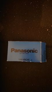 Battery Pack Panasonic VW-VBC4E