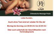 China Massage Köln geöffnet