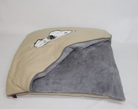 Zubehör für Haustiere - Hundebett Snoopy 43 x 60
