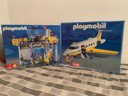 Playmobil Flughafen 3886 Flugzeug 3185