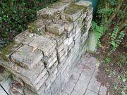 Pflastersteine für den Hauszugang gebraucht