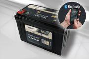 100AH LiFePo4 Batterie mit Bluetooth