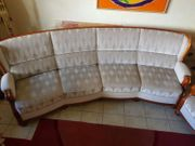 Sofa 4-Sitzer hohe Qualität Mohair
