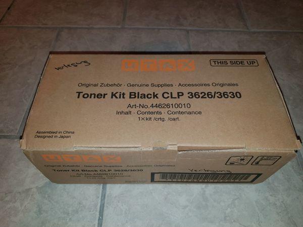 UTAX Toner 4462610010 - black - schwarz -