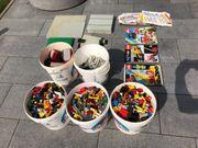 große Menge Legosteine Technic Basis