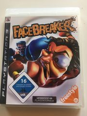 Facebreaker PlayStation 3
