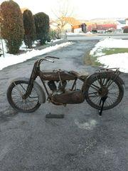 Harley-Davidson 1919 U S A