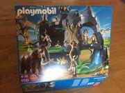 Playmobil - Steinzeithöhle 5100 - Mammut und