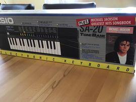 Keyboards - Keyboard Vintage Michael Jackson