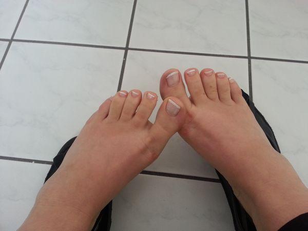 Fuß Fetisch Fotos Bilder Füße