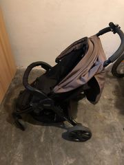 Britax B-Agile 4plus buggy
